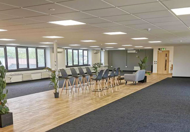 Bristol Commercial Decoration by MDS