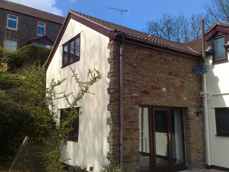 Home Exterior Decoration by MDS near Bristol