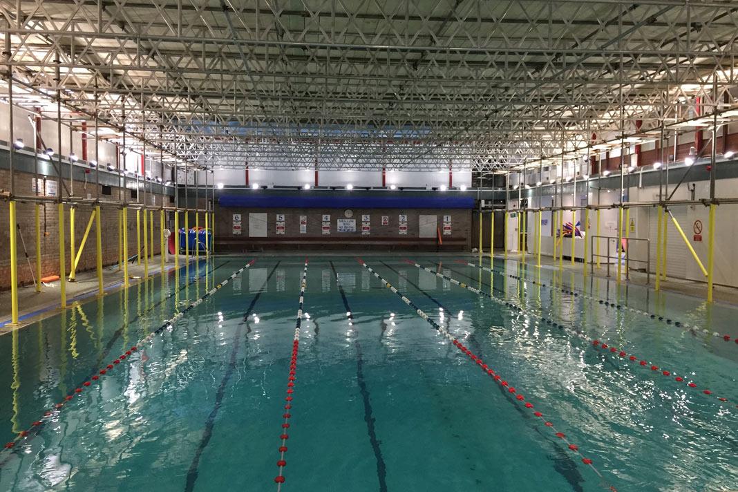 swimming-work